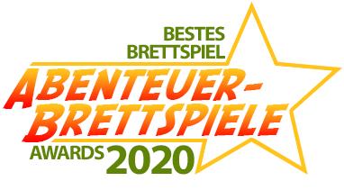 Das beste Brettspiel 2020 - Abenteuer Brettspiele Awards