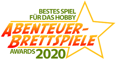 Bestes Spiel für das Brettspiel-Hobby 2020 - Abenteuer Brettspiele Awards