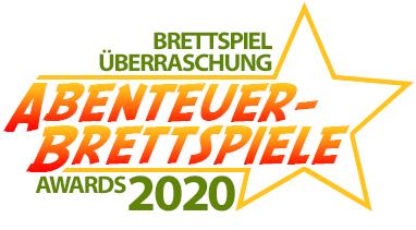 Brettspiel-Überraschung des Jahres 2020 - Abenteuer Brettspiele Awards