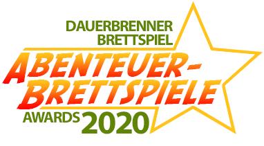 Bestes Dauerbrenner-Brettspiel 2020 - Abenteuer Brettspiele Awards