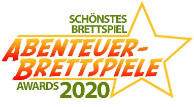 Das schönste Brettspiel des Jahres 2020 - Abenteuer Brettspiele Awards