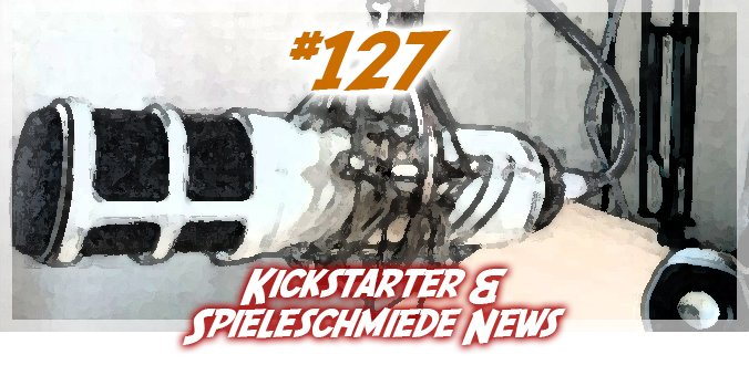 Dice Throne, Darwin's Journey, Tinners' Trail … Kickstarter & Spieleschmiede News - Abenteuer Brettspiele Podcast #127