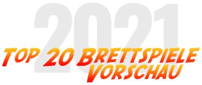 Top 20 Brettspiele 2020 Vorschau