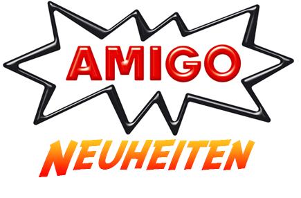 AMIGO Spiele Verlag – Aktuelle Spiele Neuheiten