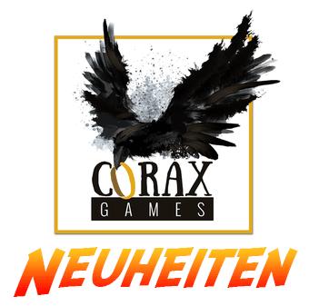 Corax Games - Spiele-Neuheiten
