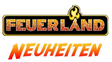 Feuerland Spiele - Neuheiten