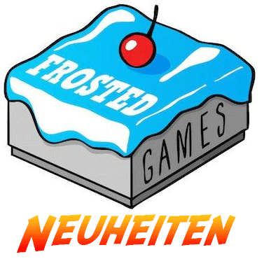 Frosted Games - Spiele Neuheiten