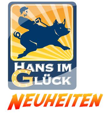 Hans im Glück - Spiele Neuheiten