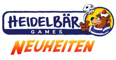 HeidelBÄR Games - Spiele-Neuheiten