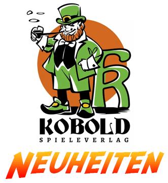 Kobold Spieleverlag - Spiele-Neuheiten