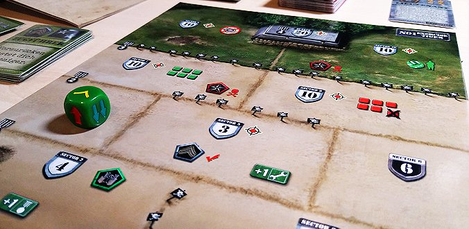 D-Day Dice Second Edition - Mission