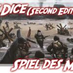 D-Day Dice (Second Edition) - Spiel des Monats Februar