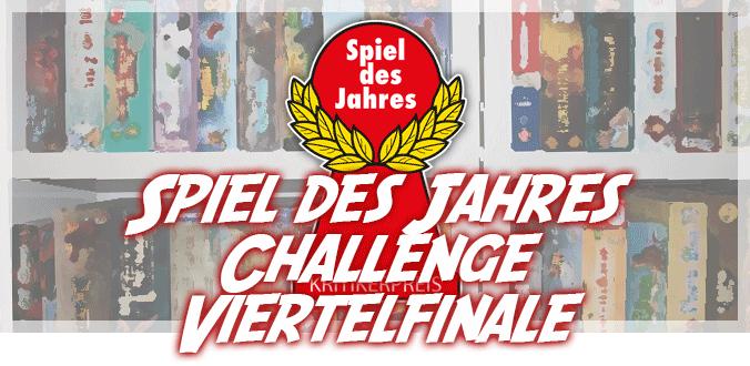 Spiel des Jahres K.O. Challenge - Viertelfinale