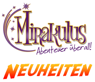 Mirakulus - Aktuelle Spiele Neuheiten