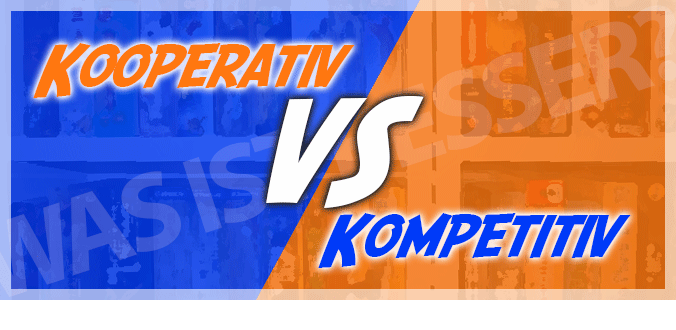 Kompetitiv vs. Kooperativ – Welche Brettspiele sind besser?