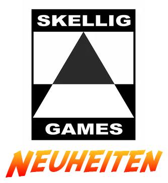 Skellig Games - Spiele Neuheiten