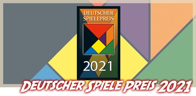 Deutscher Spiele Preis 2021