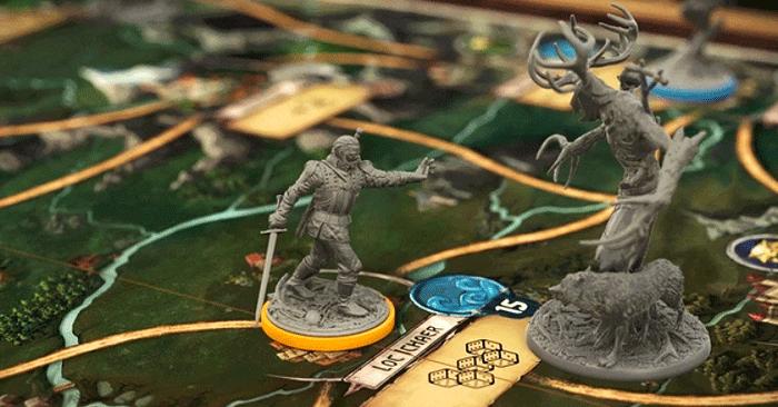 The Witcher: Old World - Spiel