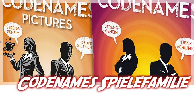 Codenames – Spielefamilie Überblick, die besten Varianten und Erweiterungen