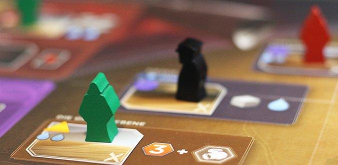 Dune: Imperium Worker Placement
