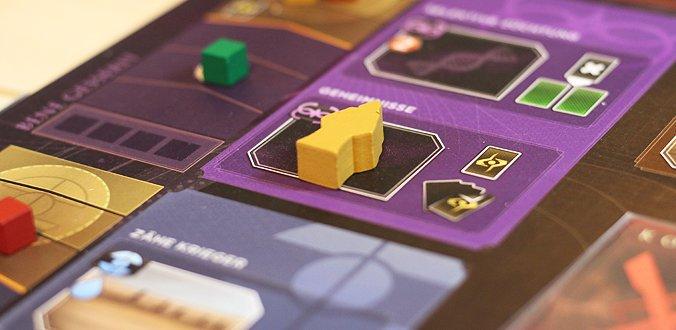 Dune: Imperium - Fraktionen