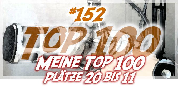 Die Plätze 20-11 meiner Top 100 All Time Brettspiele - Abenteuer Brettspiele Podcast 152