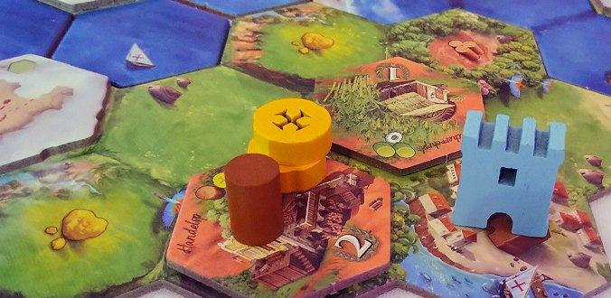 Brazil Imperial Spielfeld - Was sind 4X Brettspiele?